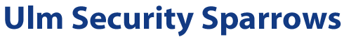 Ulm Security Sparrows